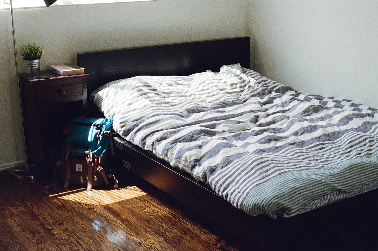 トランクルームに使わないベッド・マットレスを保管する5つの注意点